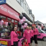 Update on the British Heart Foundation (BHF) partnership with Pink Skip Hire!!