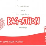 British Heart Foundation – Bag-athon